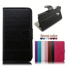 for infocus m518 Case, Wallet Flip Leather Case for infocus m518