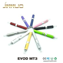 2014 Most popular hot selling perfect kit mt3 atomizer evod MT3 super vapor electronic cigarette