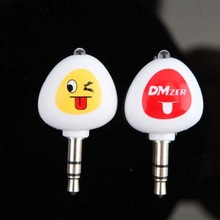 Universal 3.5mm Plug Intelligent Mobile Smart IR Remote Control for TV/Air-conditioning/Phone