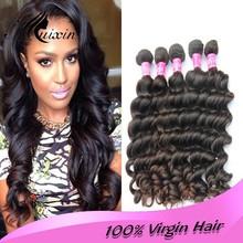 Natural wave human hair pineapple wave natural color human hair weaving french natural wave human hair