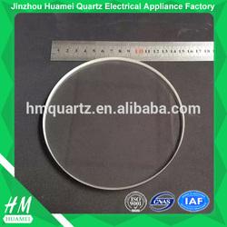 Industrial Grade Thick Fused Quartz Plates