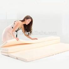 Newly folding mattress pad/pu gel mattress/adult travel mattress