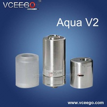 vceego 2015 wholesale price with Stainless Steel and Clear Tanks Aqua v2 clone
