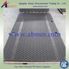 PE Material Temporary Roadways,heavy duty track mat,Temporary Roadways