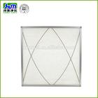 Prefilter panel aluminum frame air filter