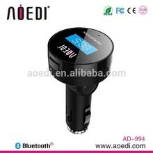 Aux usb handfree bluetoothv3.0 stereo wireless bluetooth car kit AD-994