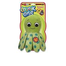 Animal Sound Plush Octopus Dog Toy