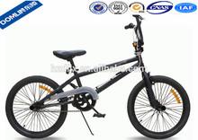 Gros bas prix de haute qualité rose et noir bmx vélo