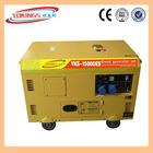 on sale small yks-15000ES diesel generator set 10kva single phase silent type air-cooled diesel genset