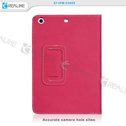 newest rock case for ipad mini 3 ,Stand leather case for ipad mini 3