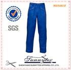 Sunnytex alibaba gold supplier multi-zipped pocket cargo trousers