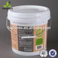 hochwertige individuelle gedruckt kunststoff eimer 16 liter