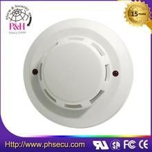 2wire 24v led remote output Anti-Rfi convetional smoke sensor
