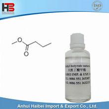 Alta pureza 98% metílico de butyrate natural
