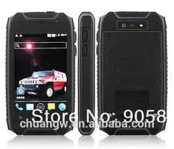 China original Hummer H1 android smart phone waterproof rugged phone