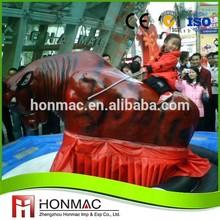 Children best love Spanish Bullfighting machine
