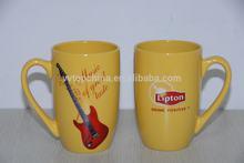 wholesale coffee mug promotion lipton coffee brand gifts