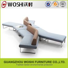 economic simple sofa bed living room fabric sofa