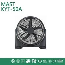electric motor cooling fan blade box fan