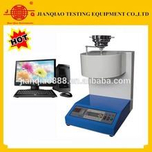plastic melt flow index testing machine