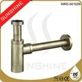 Swd-50102b antique. siphon pour évier