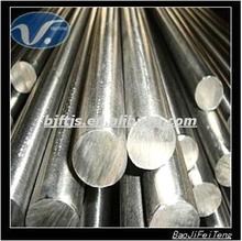 F.T. Purity 99.5% various size zirconium bars/rods in stock