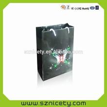 Brand packaging promotional spark paper bag