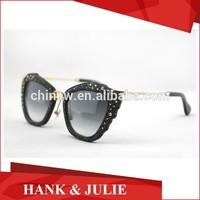 Women Vintage Sunglasses SMU 04QS Top Brand Butterfly Sunglasses