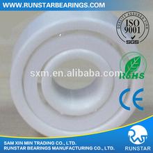 Ceramic Bearings ZRO2 Ceramic YOYO Bearings White Ceramic Bearings for Skateboard