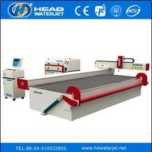 HEAD Muti-function CNC Glass Cutter Machine with Mini Tolerance 0.1mm