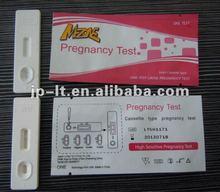 2015 high quality HCG pregnancy rapid test manufacturer