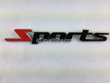 2015 logo hot sale custom badge for car emblem