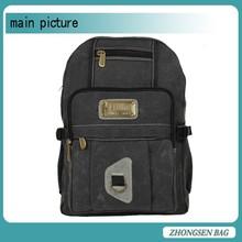 Vintage canvas bag canvas duffle bag