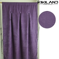 China factory direct selling hand finished cotton window curtain
