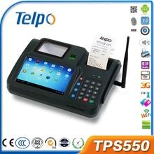 Telepower All in One Terminal Dual SIM POS Restaurant Equipment