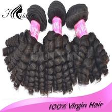 one donor wavy 6a 100% virgin peruvian natural human hair extentions