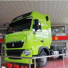 SINOTRUCK howo diesel motor 4x2 tractor truck