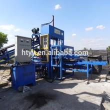QT4-15 Machine Tool brick making equipment
