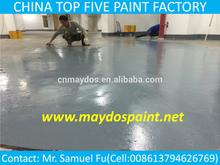 Foshan Paint Manufacturer - Maydos Multi Purpose Stone Hard Anti Slip Epoxy Garage Flooring Coating