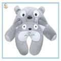 Nueva marca de felpa& de peluche totoro cuello almohada/cojines/esteras/alfombrillas de juguetes para bebés