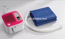2014 Hot!!! Portable double air mattress built in automatic pump mattress