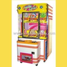 Coin Operated Game Machine Magic Box Toy Gifts Catching Machine