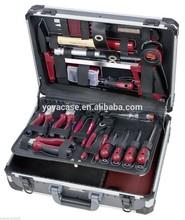 Kraftwerk 106 Pc.. Universal Aluminum Toolbox Case Tools Box Tools 1044