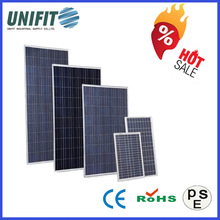 156*156 A Solar Panel With CE TUV