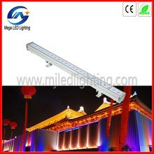 chinese factory direct price 24pcs 3W dmx ip65 outdoor wall bars