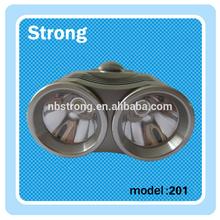 new design 20 watt alluminum alloy powerful led flashlight