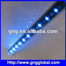 Movie Theatre DMX512 LED Tube Vertical Lights Transparent Cover