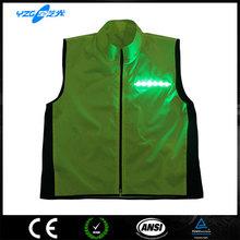 Flash LED Mens Sports Clothes, EN20471