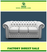 deluxe chesterfield lounge sofa chair