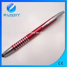 new design popular high quality metal touch ballpen
